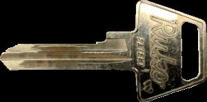 Hovedørsnøgle
